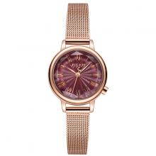 Đồng hồ nữ hàn quốc chính hãng ja-1249 ( đồng đỏ )