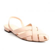 Giày búp bê SUNDAY BB44 - Màu Kem