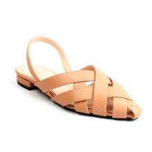 Giày búp bê SUNDAY BB44 - Màu Nâu