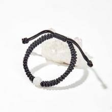 Vòng tay dây vải đính đá - Ngọc Quý Gemstones