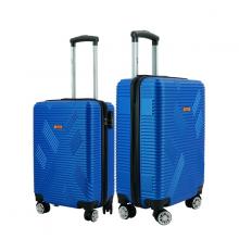 Bộ 2 vali nhựa IMMAX X11 size 20+24inch