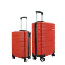 Bộ 2 vali nhựa kéo IMMAX X13 size 20+24inch