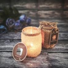Nến thơm xơ mướp Ecolife - Luxury Luffa Candles