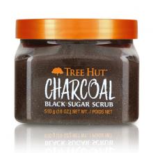 Tẩy tế bào chết cơ thể Tree Hut Charcoal Black Sugar 510g