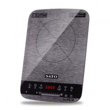 Bếp từ đơn SATO BT044 (Tặng kèm nồi lẩu inox)