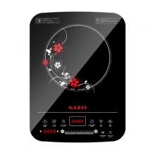 Bếp từ đơn SATO BT041 (Tặng kèm nồi lẩu inox)