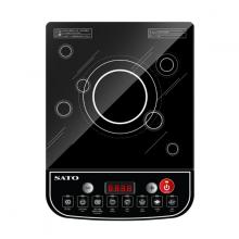 Bếp từ đơn SATO BT062 (Tặng nồi lẩu inox)