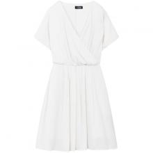 Đầm nữ The Cosmo LESLIE DRESS màu trắng TC2005242WH