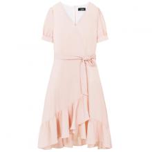 Đầm nữ The Cosmo LIANA DRESS màu hồng TC2005245PI