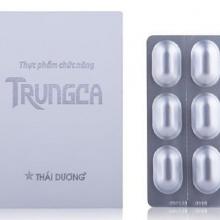 TPBVSK TRUNGCA - Giải pháp cho tình trạng mụn trứng cá, mụn bọc, mụn mủ