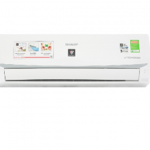 Máy lạnh Sharp inverter 1hp AH-XP10WMW