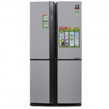Tủ lạnh inverter Sharp SJ-FX680V-ST