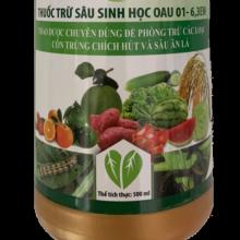 Thuốc trừ sâu hữu cơ OAU-01  6,3 EW