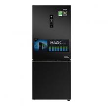 Tủ lạnh inverter Aqua AQR-I298EB-BS