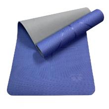 Thảm tập Yoga Sportslink  định tuyến Zera TPE 2 lớp 6mm
