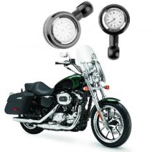 Đồng hồ mini gắn xe máy chống nước Sportslink GD84