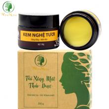 Bộ dưỡng da mặt, đẩy mụn ẩn, dưỡng trắng hồng da mặt Wonmom (1 kem nghệ tươi + 1 hộp xông mặt thảo dược)