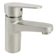 Vòi lavabo nóng lạnh Inox SUS 304 Eurolife EL-LAVEN 02 (Trắng vàng)