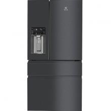 Tủ lạnh 4 cánh inverter Electrolux EHE6879A-B