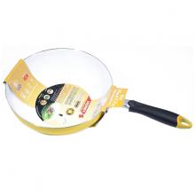 Chảo sâu Ceramic Honey'S HO-ADF1C221 - 22cm (giao màu ngẫu nhiên)