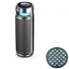 Combo Máy lọc không khí, khử mùi xe ô tô Michelin ML-19 và Lõi lọc