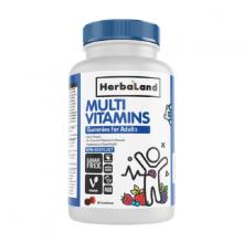 Gummies for adults multivitamins  bổ sung vitamin và khoáng chất giúp duy trì sức khỏe và thể trạng tốt nhất chai 90 viên