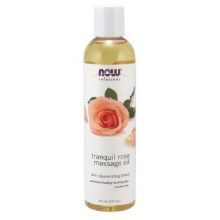 TRANQUIL ROSE MASSAGE OIL - Dầu hoa hồng massage (237ml)
