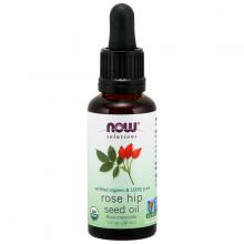 Organic Rose Hip Seed Oil - tinh dầu thiên nhiên hữu cơ hạt trái tầm xuân nguyên chất 100 phần trăm (30ml)