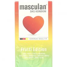 Bao cao su Masculan Phiên bản Frutti Edition