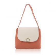 Túi phối màu khóa tròn thời trang Verchini 390