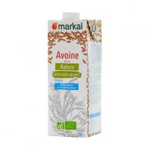Sữa yến mạch hữu cơ Markal 1l