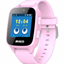 Đồng hồ định vị màn hình cảm ứng MyKID Pink