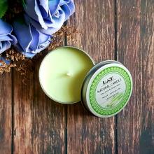 Nến thơm thiên nhiên ECOLIFE - Aroma Candles Lemongrass