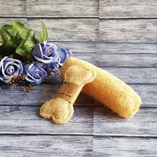 Đồ chơi cho chó xơ mướp hình cục xương Ecolife - Loofah Dog's Toy