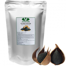 Tỏi đen cô đơn xuất khẩu VIAICOM – Túi 100 gram