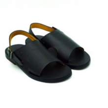 Sandal nam Pierre Cardin PCMFWLE136BLK màu đen