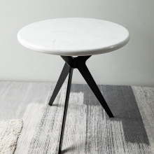 Bàn sofa bàn trà mặt đá solid surface cao cấp nhập khẩu