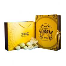 BỘ QUÀ TẾT CAO CẤP CÂU CHUYỆN MÙA XUÂN II 2021 SHE Chocolate - Hộp quà tặng ý nghĩa và sang trọng.