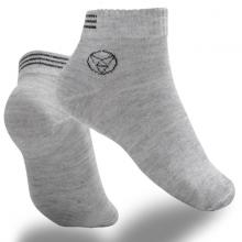 1 đôi tất cổ trung chất cotton thoát nhiệt mềm mịn khử mùi cao cấp pigofashion OSM nhiều màu lựa chọn