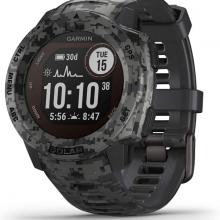 Đồng hồ Garmin Instinct Solar Camo Edition