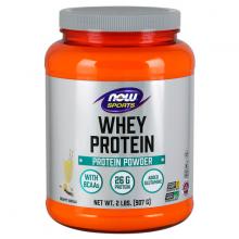Whey Protein, Creamy Vanilla Powder - Bổ sung 26g Protein cho người luyện tập thể thao Hộp 907 gram