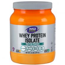 Whey Protein Isolate, Unflavored Powder - Bổ sung Đạm hấp thụ nhanh và dễ tiêu hóa dành cho người luyện tập thể thao 544gram