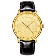 Đồng hồ nam dây da Carnival G79803.203.332