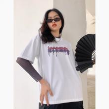 Áo thun, áo phông unisex phom rộng tay lỡ Thời trang Eden - ATT012