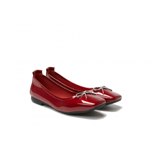 Giày búp bê Pazzion Singapore 1603-6 - WINE