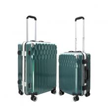Bộ 2 vali nhựa khung nhôm IMMAX A19 size 50cm + 60cm