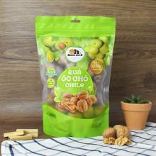 Quả óc chó chile Smile Nuts túi 500g chilean walnut kernel