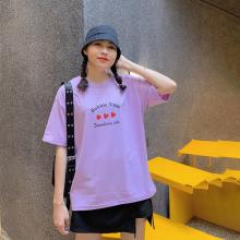 Áo thun, áo phông unisex phom rộng tay lỡ Thời trang Eden - ATT026