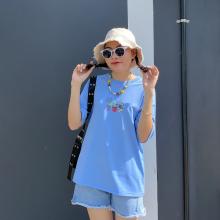 Áo thun, áo phông unisex phom rộng tay lỡ Thời trang Eden - ATT027