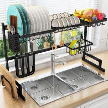 Kệ nhà bếp, giá đựng bát đĩa dao thớt đa năng giúp không gian bếp gọn gàng